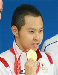 北島選手おめでとうございます